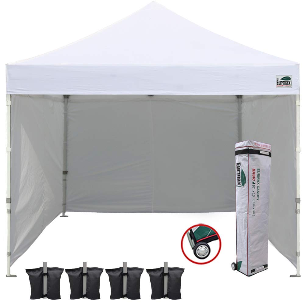 Are you planning a weekend c&ing trip in the woods or other outdoor locations? If yes you ought to carry a good quality outdoor canopy (gazebo) for your ...  sc 1 st  Best Gazebos To Buy & Why Buy The Eurmax 10x10 Ez Pop Up Canopy Outdoor Canopy - Best ...